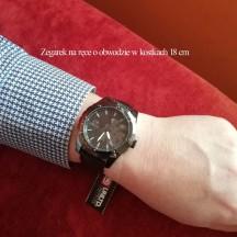 Zegarek damski Kahuna AKLS-0200LWhite-Beige